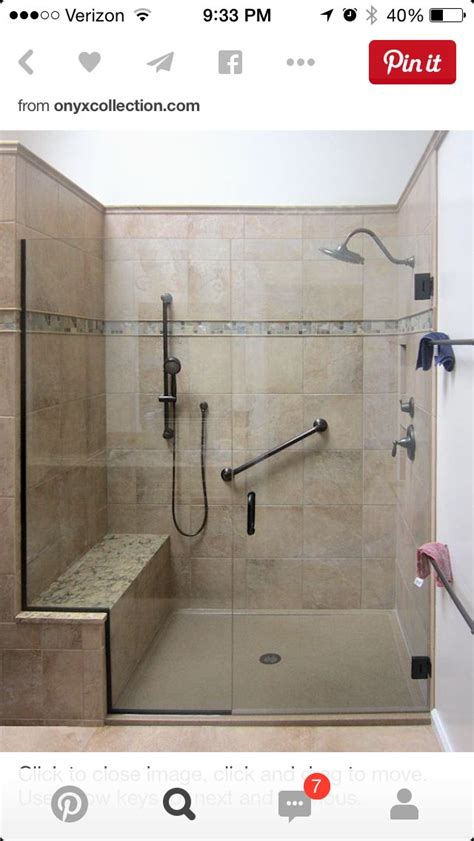 bathroom shower with seat best 25 shower seat ideas on shower showers