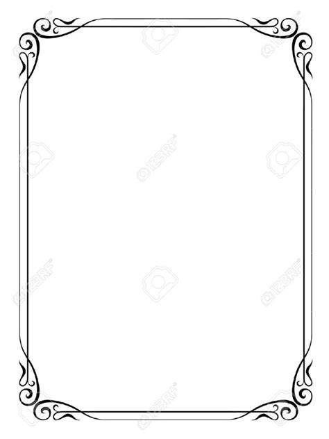 clipart per word 11 best borders and frames images on picture