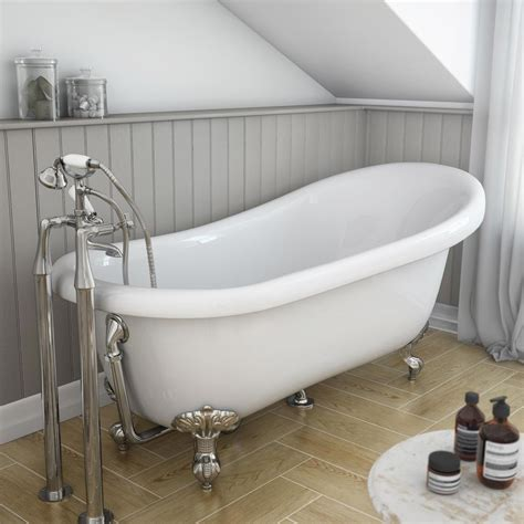 roll top bathtub carlton high level bathroom suite roll top bath