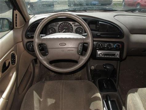 1998 Ford Contour Interior by 2000 Ford Contour Pictures Cargurus