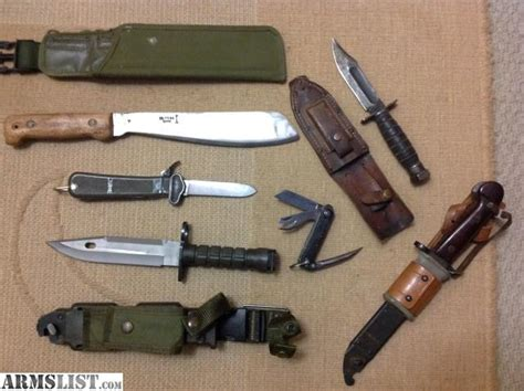 knife collection for sale armslist for sale knife collection