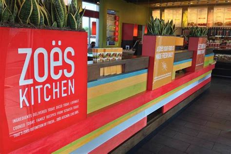 Zoes Kitchen by Restuarant Review Zoe S Kitchen Dominion High School Press