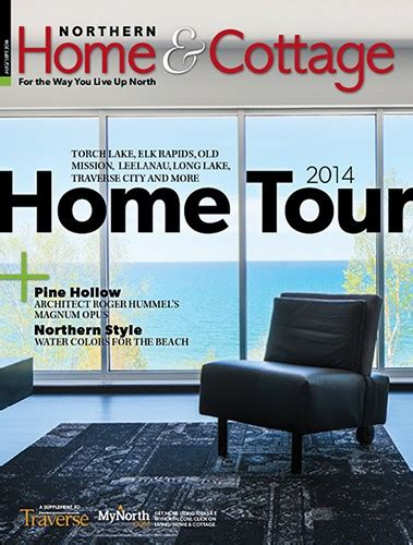 the 8 best home tours of 2014 one kings lane style blog august 2014 traverse northern michigan s magazine