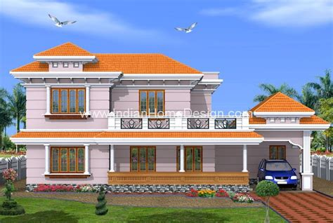 Home Front Porch Design by 1500 Sqft 3 Bed Room Single Floor House Design From Green