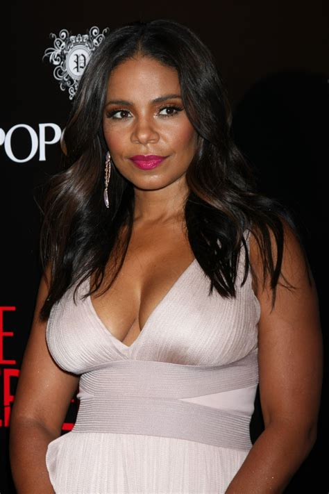 sanaa lathan hot sanaa lathan the perfect guy premiere in beverly hills
