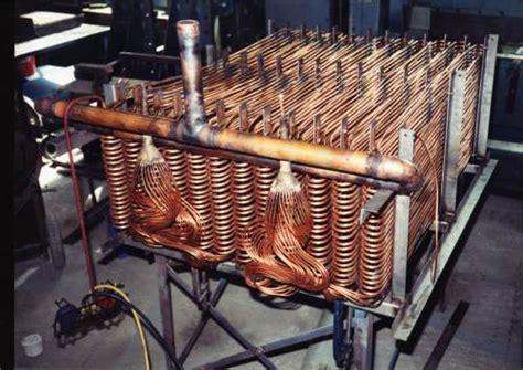 copper pipe art archive photographs john cantor heat pumps ltd
