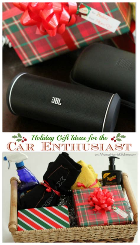 gift ideas for the car enthusiast wireless speaker giveaway