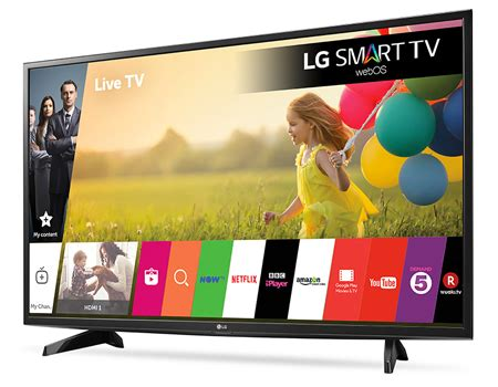 Jual Tv Lg 50 Inch Lg 43 Inch Hd Led Smart Tv With Built In Hd Receiver 43lh590v Price Review And Buy In
