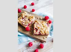 Raspberry Bars Lemon Dessert Bars