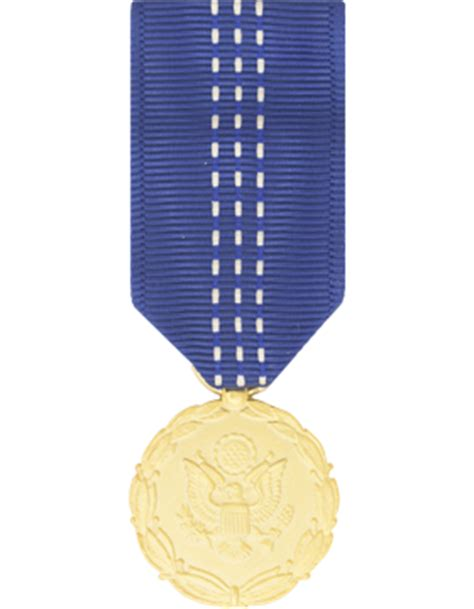 Decoration For Exceptional Civilian Service by Miniature Medals Us