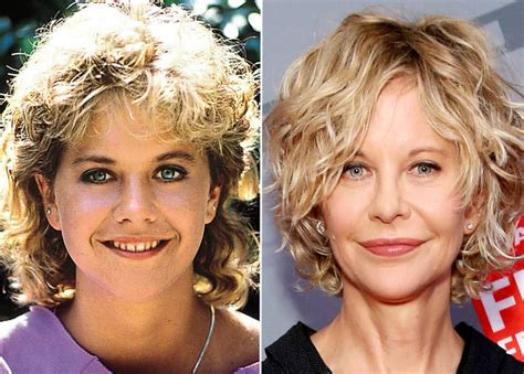 post plastic surgery meg ryan hairstyles meg ryan celebrates her 54th birthday instyle com