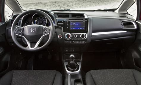 2015 Honda Fit Interior by Car And Driver