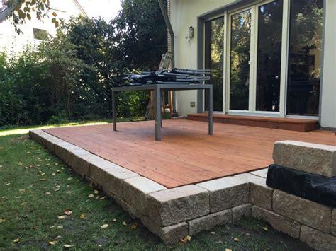 terrasse unterkonstruktion holzterrasse unterkonstruktion unser liebevoller haus und