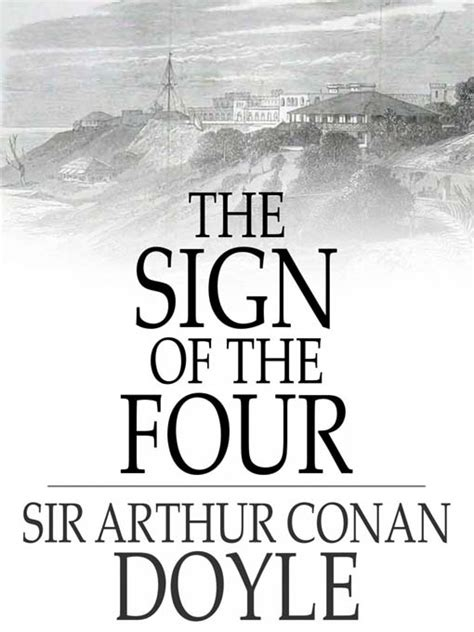 the sign of the four by sir arthur conan doyle waterstones