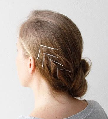 One Bobby Pin Hairstyle by Best Bobby Pin Hairstyles For 2016 2019 Haircuts