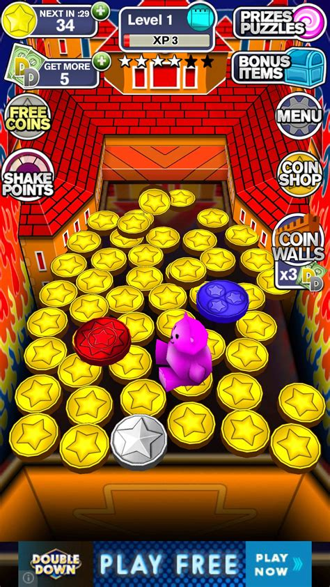 Real Sweepstakes - coin dozer free prizes games for android free download coin dozer free