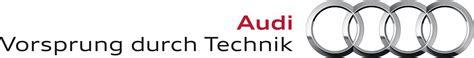 Audi Vorsprung Durch Technik by Das Neue Audi Logo Messe Premiere Auf Der Iaa Presseportal