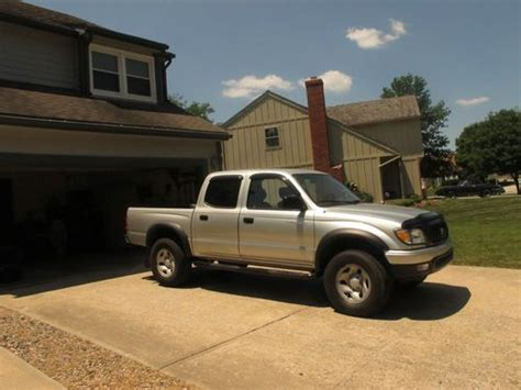 Used Toyota Tacoma For Sale In Kansas Sell Used 2004 Toyota Tacoma Prerunner Cab V6 2wd