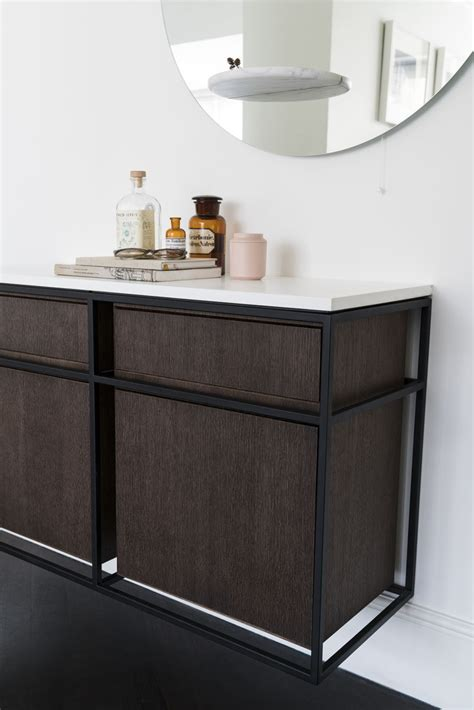 minimalist vanity norm architects designed a collection of minimalist