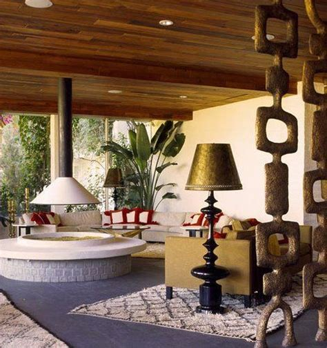 Mid Century Fireplace Design by L Bases Fireplaces And Jonathan Adler On
