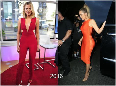 weight loss 2016 khloe to drop the kilos