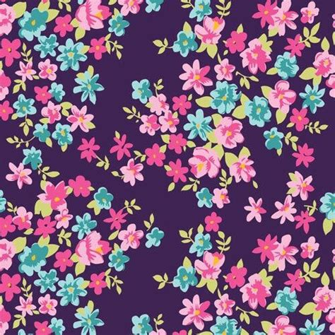 flower pattern we heart it image via we heart it background flowers wallpaper