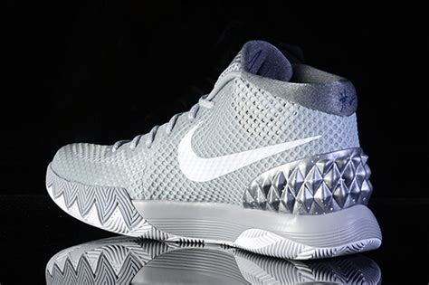 Kyrie 4 Wolf Grey nike kyrie 1 quot wolf grey quot release reminder dailysole