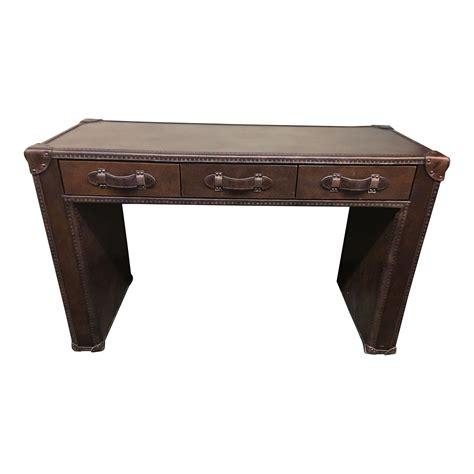 restoration hardware steamer trunk desk design plus gallery