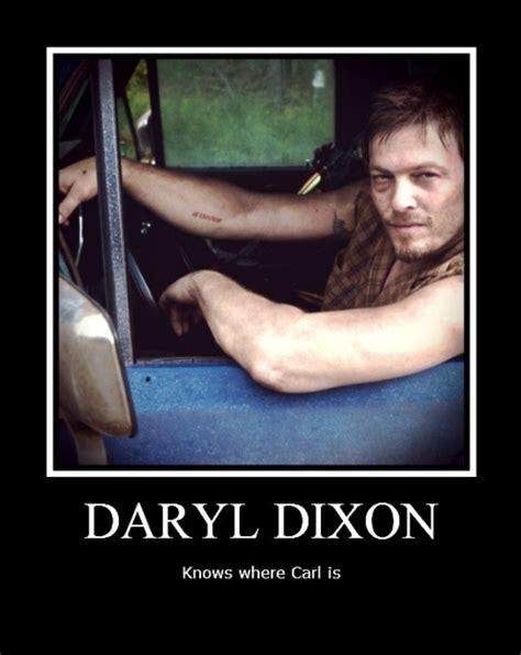 Daryl Walking Dead Meme - funny
