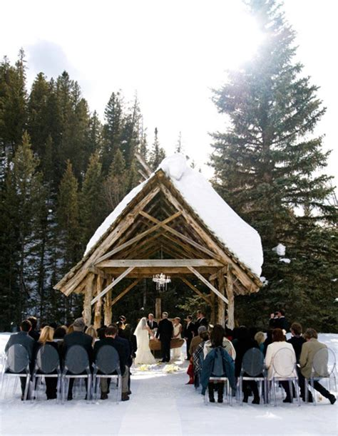 winter wedding venues in 10 winter destination wedding venues