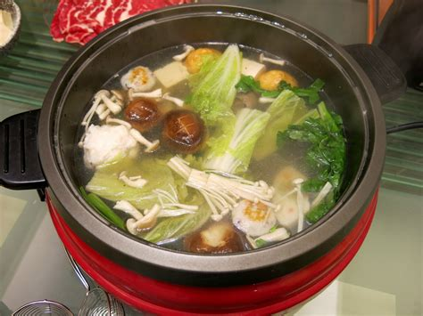 japanese hot pots comforting one pot meals japanese hot pot cookware bing images