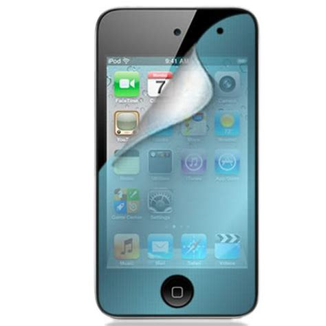 Antibreak Guard Ipod Touch 4th 2x screen protector lcd for apple ipod touch 4 itouch ebay