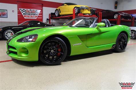 2008 dodge viper srt 2008 dodge viper srt 10 convertible stock m5799 for sale