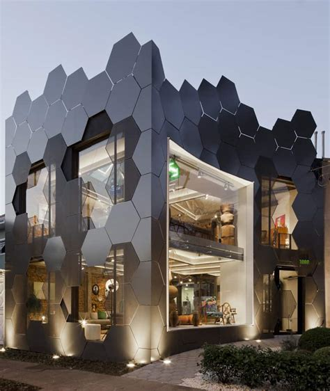 honeycomb home design honeycomb inspired facade estar m 243 veis by superlim 227 o studio