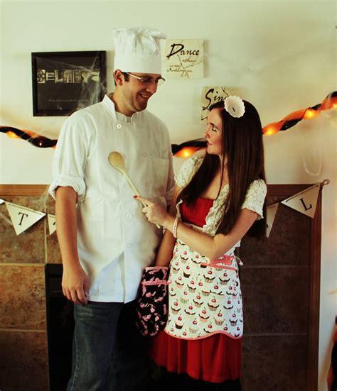 diy chef costume diy baker costume