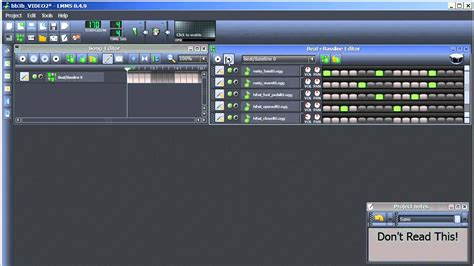 tutorial lmms youtube lmms tutorial how to make a breakbeat from scratch youtube