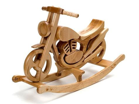 wood bike stand how to decorate a rocking horse how to mirage wooden rocking bike by hibba toys of leeds