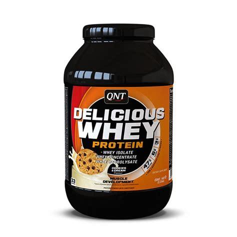 Whey Protein delicious whey protein powder qntsport