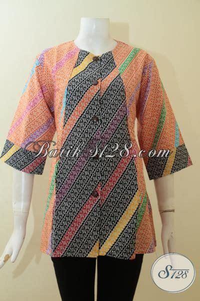 Batik Sarimbit Gamis Parang Clasic model atasan batik terbaru motif parang klasik modern