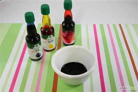 how to make black food coloring sweet treats pinterest