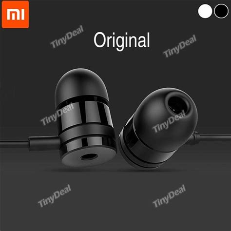 Original Oem Earphone Xiaomi Piston 3 original xiaomi piston 1 generation 3 5mm in ear earphone mic eep 397577 tinydeal