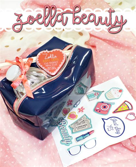 Zoella Giveaway - zoella beauty review giveaway i know all the words