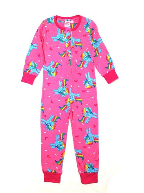 Dress Gw Pony Shanghai Kid Small my pony onesie pink pyjamas 100 cotton pjs size 3 10 years ebay