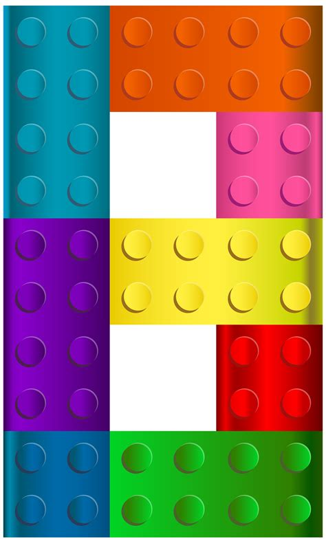 lego number eight png transparent clip art image gallery