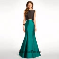 mermaid maxi long skirts womens satin evening party formal