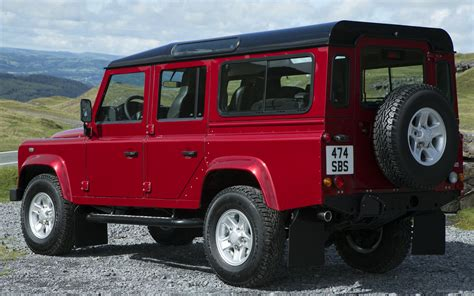 land rover defender 2013 land rover defender 2013 widescreen car pictures