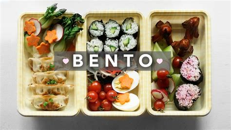 Wedding Box Lunch Ideas by 3 Easy Back To School Bento Box Lunch Ideas Asian
