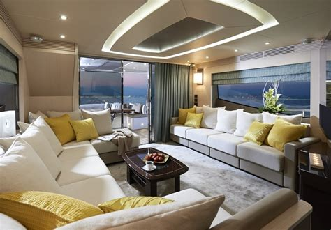 design my interior life in the interiors of a luxury yacht weekly