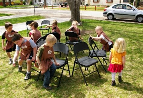 For Musical Chairs by Exciting For Birthday Birthday