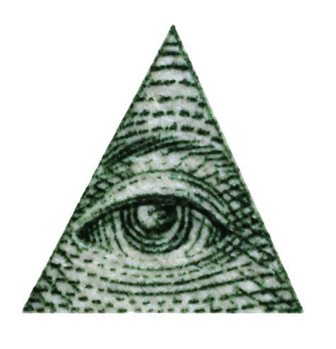 l illuminato file illuminati triangle eye png